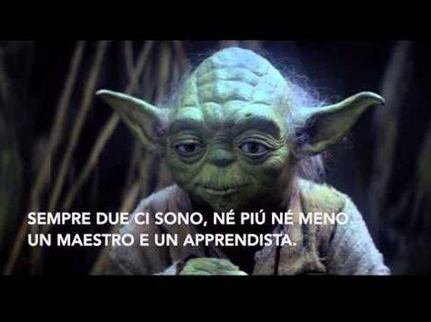 Il Quoziente Emotivo Del Maestro Yoda Con Alberto Bucci E Giorgio