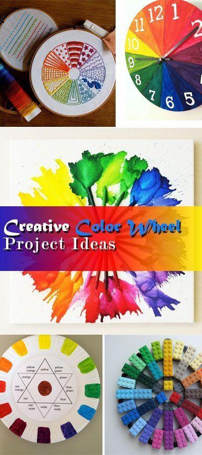 Best Color Wheel Project    Home Design Ideas   Pinteres