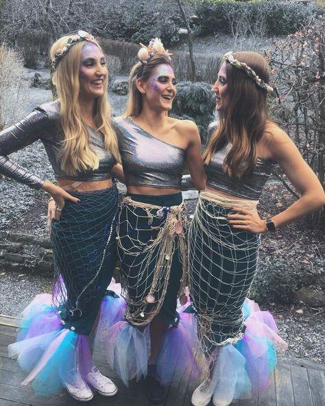 Mermaid costume make yourself: DIY instructions  #costume #instructions #mermaid #yourself