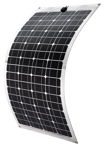 100w Flexible Solar Panel 12v Camping And Survival Stuff Gcf Flexible Solar Panels Solar Panels Best Solar Panels