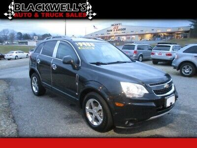 Ebay Advertisement 2013 Chevrolet Captiva Sport Lt 2013 Chevrolet