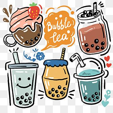 Straw Cup Pearl Milk Tea Ice Cream Dessert Hand Drawn Dessert Clipart Straw Cup Glass Png Transparent Clipart Image And Psd File For Free Download Milk Tea Bubble Milk Tea Tea