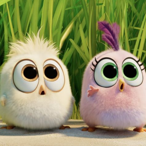 Let's do this! The Hatchlings are back in The #AngryBirdsMovie2, in theaters August 14.