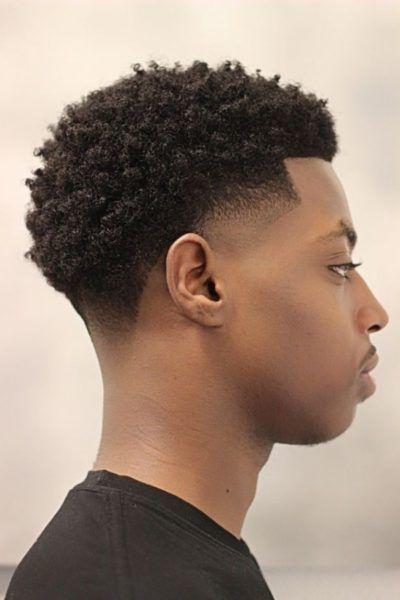 Taper Haircut Afro 72