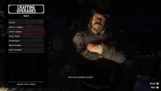 Red Dead Redemption 2] Unlock All Butcher Delivery Materials