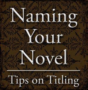 Naming Your Novel