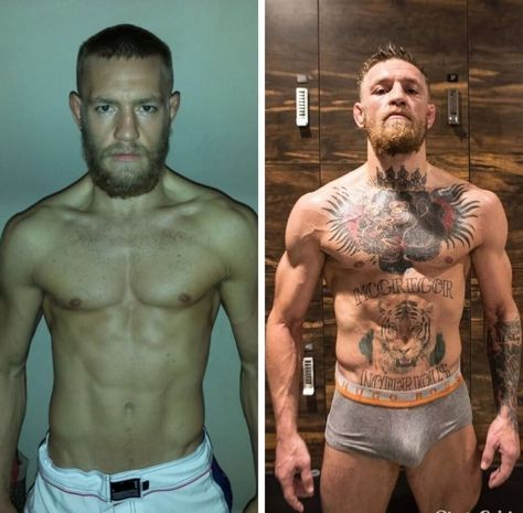 Conor McGregor& Rise to the Top