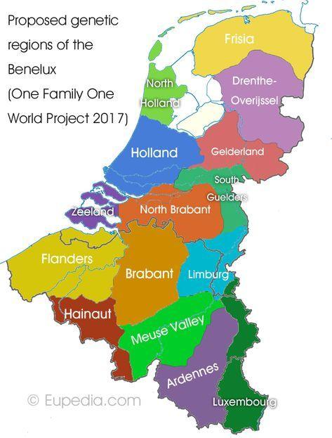 Benelux Regional Dna Project Geschichte Gute Ideen