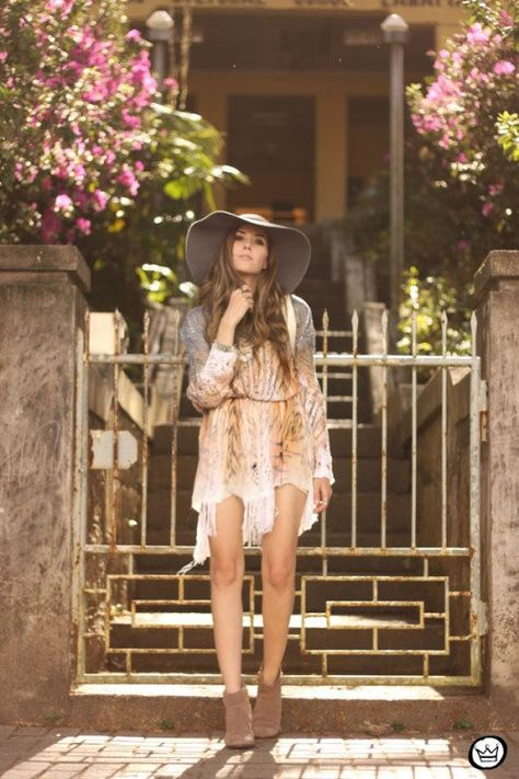 0fcd7e831a 18 Amazing Boho- Chic Style Inspirations and Outfit Ideas