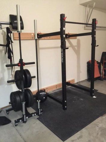 Folding Wall Mounted Racks Rigs Buying Guide Home Gym Design Folding Walls Home Gym