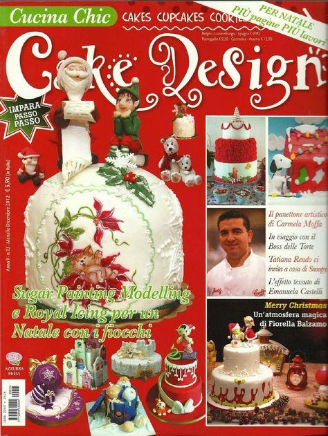 pubblicazione su Cake Design - Cucina chic