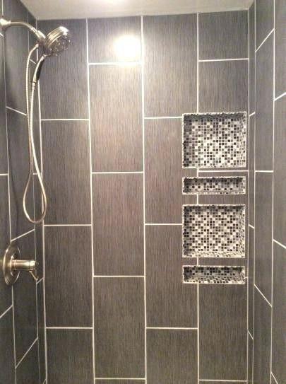 Pin De Debbie Gauthier En Bathroom Remodel Guardas Para Banos Salas De Bano Rusticas Banos Con Venecitas