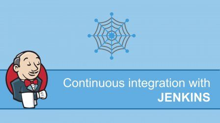 Jenkins Learn Continuous Integration With Jenkins Material Design Background Css Tutorial Student Project