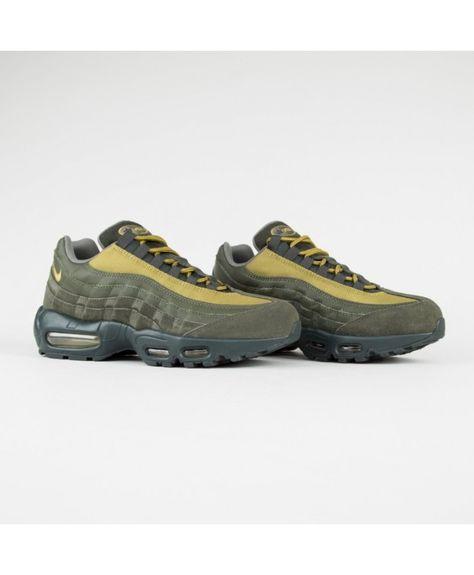 purchase cheap 29e7b 0d035 Nike Air Max 95 Premium Sequoia Desert Moss Cargo Khaki 3890086-042