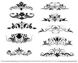 Hasil Gambar Untuk Background Ukiran Vector Free Vector Art Vector Free Free Clip Art