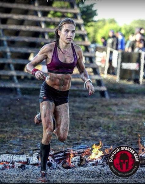 Faye Stenning; Spartan Pro Team, 4th in World Spartan World Championship, US National Series Podium, known to endure redline and extreme pain beyond imagination...