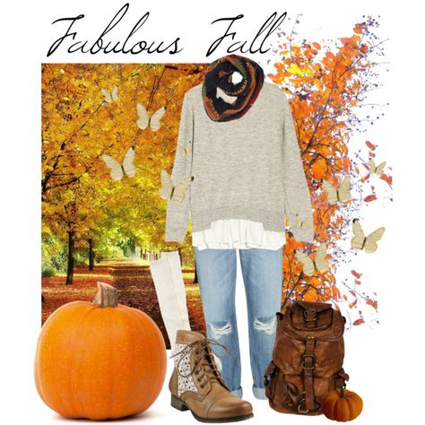 """""""Fabulous Fall"""" by luvplayingdressup on Polyvore"""