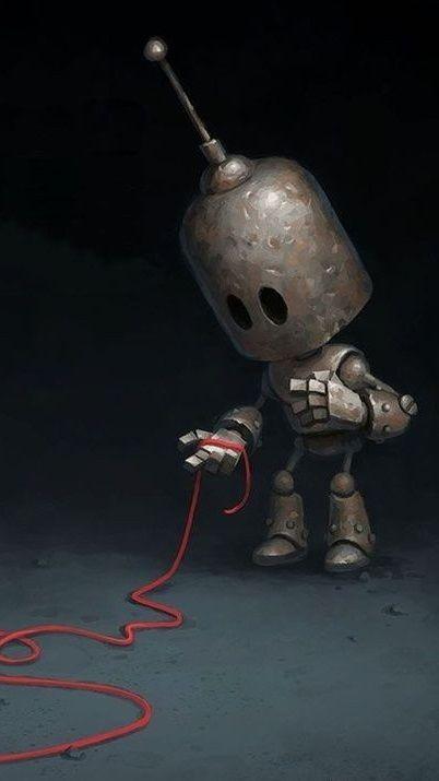 Robot 9 16 Art Station Robot Art Art