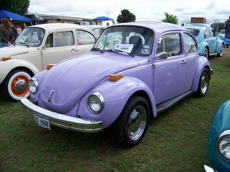 I don't like bugs. Ford Maverick, Fancy Cars, Cute Cars, My Dream Car, Dream Cars, Old Vintage Cars, Beetle Car, Old Classic Cars, Future Car