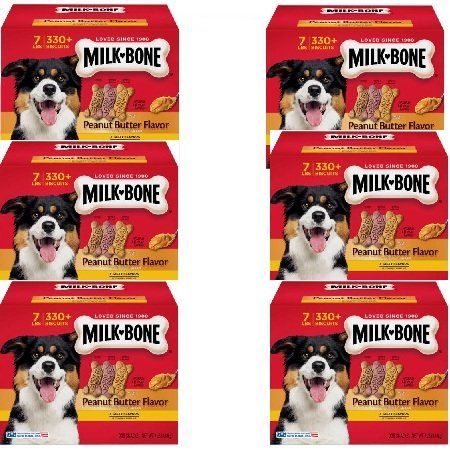 Milk Bone Peanut Butter Flavor Dog Treats Variety Pack Small Medium 7 Lb By Milk Bone Sincerely Hope You Actually Love Milk Bone Dog Snacks Peanut Butter