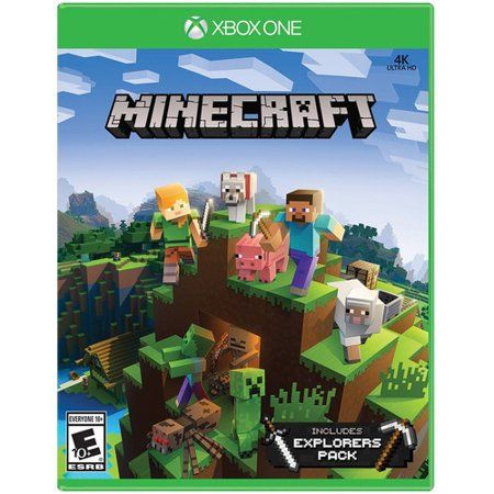 Video Games Xbox One Games Minecraft Xbox One