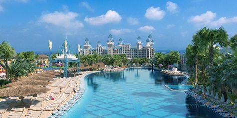 Vacanta De Vara La Mare Pe Litoral 2018 La Hotel Granada Luxury Belek De 5 Stele Din Antalya Belek Turcia Urlaub Turkei