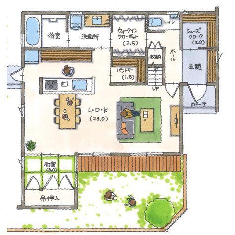Floorplans Layouts おしゃれまとめの人気アイデア Pinterest