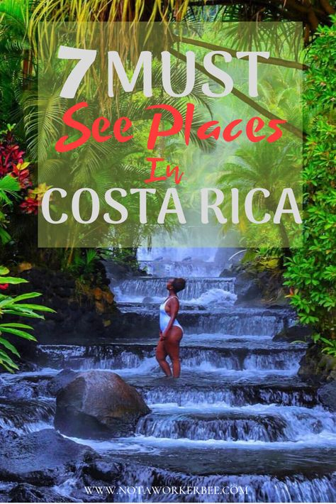 Is Costa Rica in your bucket list? See these must see places in Costa Rica - Is Costa Rica in your bucket list? See these must see places in Costa Rica - Oh The Places You'll Go, Places To Travel, Travel Destinations, Machu Picchu, Rio Celeste Costa Rica, San Jose Costa Rica, Panama, Chile, Buenos Aires