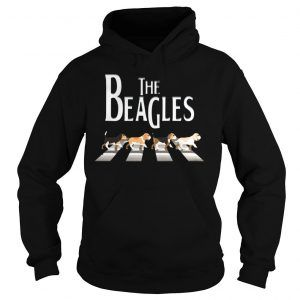 The Beagles Abbey Road Shirt Sweater Hoodie Stitch Shirt