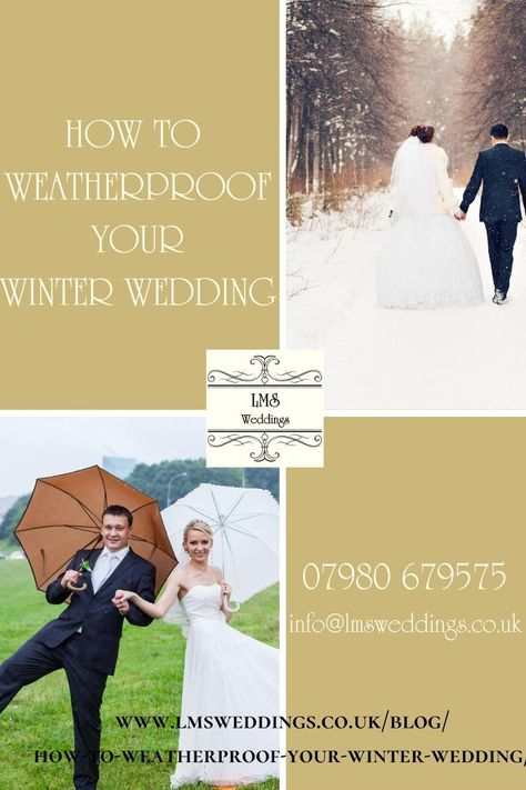 If you're having a wedding (particularly an outside Wedding) in the cooler months, it is important to know how to weatherproof your Winter Wedding. I specialise in co-ordinating weddings in marquees, tipi's etc. As much as I pride myself on making your dream day special for you, unfortunately, one thing I can't do anything about is the Great British weather (I really wish I could!) #weddingplanning #diywedding #winterwedding #outdoorwedding #marqueewedding #weddingplanner #outsidewedding