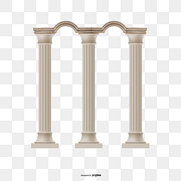 Pillar Column Cylinder Png And Vector With Transparent Background For Free Download Roman Columns Famous Buildings Art And Architecture
