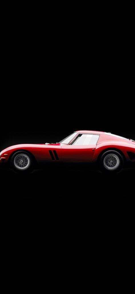 Iphone X Screensaver Aw Supercar Red Ferrari Gto Awesome Ferrari