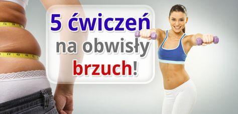5 ćwiczeń na obwisły brzuch!   esylwetka.pl