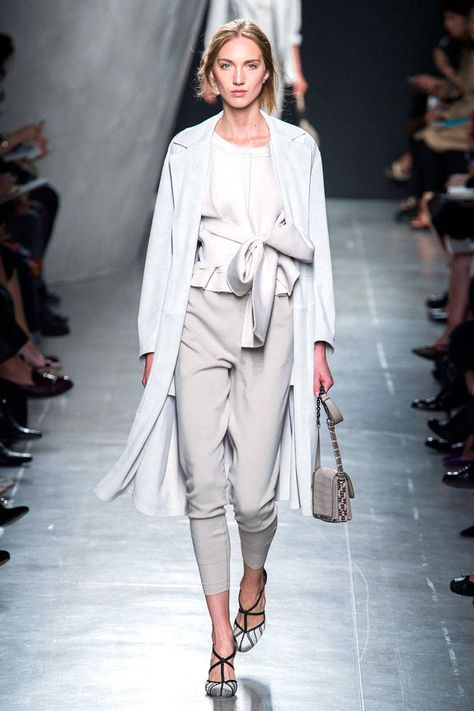 See all the Collection photos from Bottega Veneta Spring/Summer 2015 Ready-To-Wear now on British Vogue