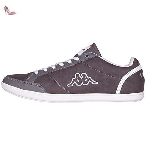 Kappa Kent Low II, Sneakers Basses Homme