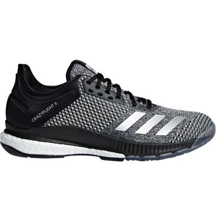 Adidas Women's CrazyFlight X2 - Black Designed for added ...