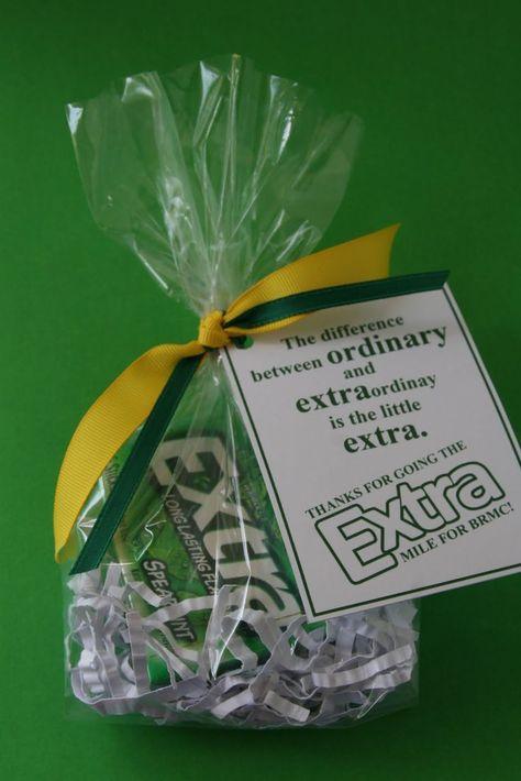 Church Volunteer Appreciation Gift Tags   Employee Appreciation Gifts   Extraordinary Marketi...