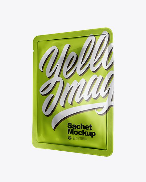 Metallic Sachet Mockup Mockup Free Psd Mockup Psd Design Mockup Free