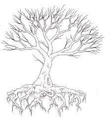 Bildergebnis Fur Baum Mit Wurzeln Clipart Baume Zeichnen Bild Baum Baumbilder