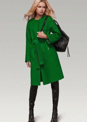 Белорусские пальто (90 фото): женские пальто из трикотажа ...