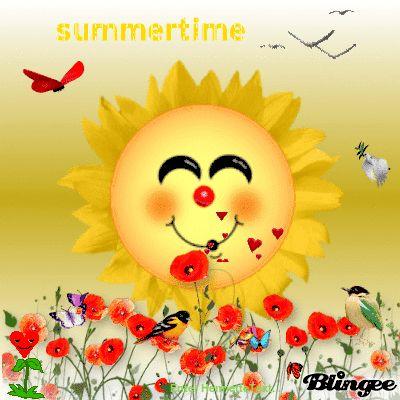 C'est l'été