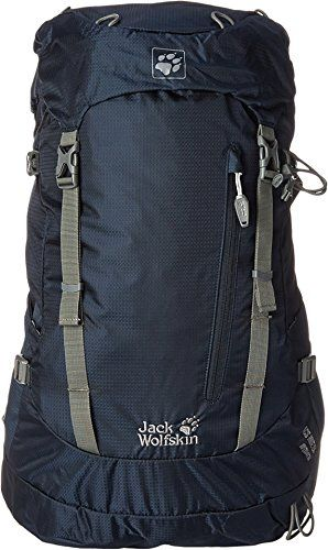 Jack Wolfskin ACS HIKE 24 PACK WOMEN, Azalea Red Fast and