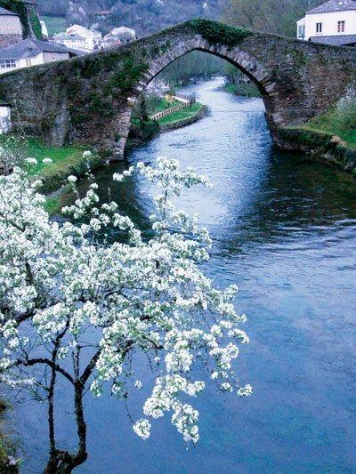 Navia de Suarna, Lugo, España