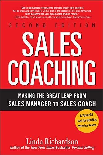 Sales Coaching: Making the Great Leap from Sales Manager to Sales Coach - Default