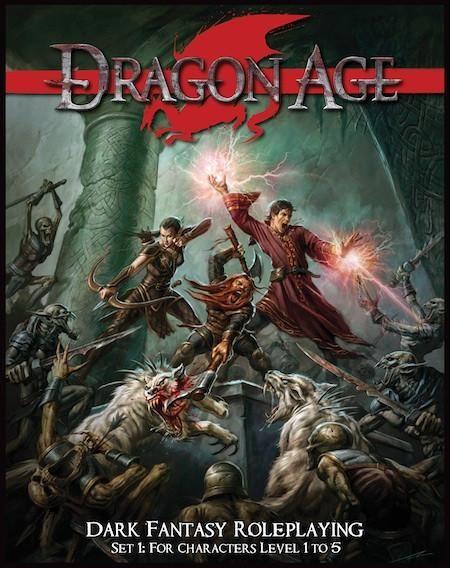 Dragon Age Rpg Set 1 Pdf Dragon Age Rpg Dragon Age Dragon