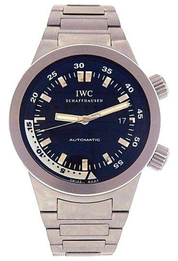 IWC Aquatimer IW354805 Stainless Steel Watch
