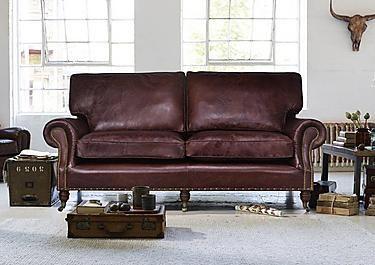 Radford 3 Seater Leather Sofa In On Furniture Village 3 Seater Leather Sofa Seater 3 Seater Sofa