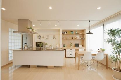 Pin By Hang Xu On キッチンデザイン Muji Home House Interior Kitchen Design Small