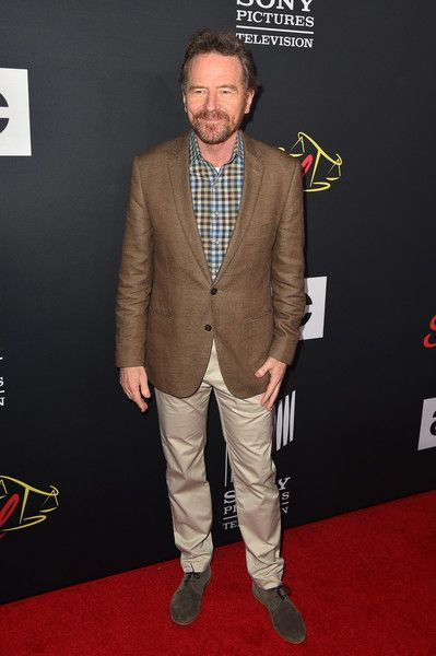 Bryan Cranston attends AMC's 'Better Call Saul' Premiere during Comic Con 2018 at UA Horton Plaza on July 19, 2018 in San Diego, California.