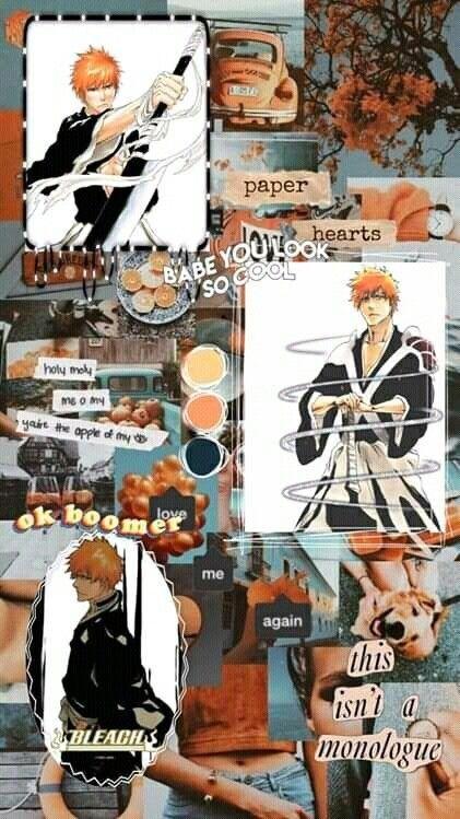 Bleach anime hd iphone wallpaper